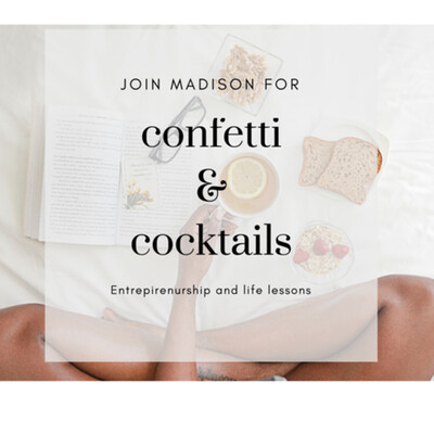 Confetti and Cocktails