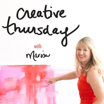 Creative Thursday with Marisa