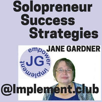 Solopreneur Success Strategies