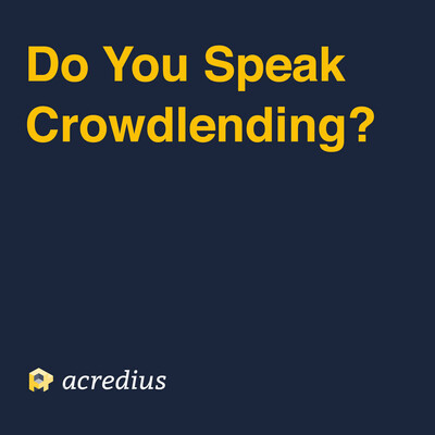 Do You Speak Crowdlending?