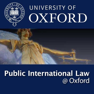 Public International Law Discussion Group (Part I) & Annual Global Justice Lectures