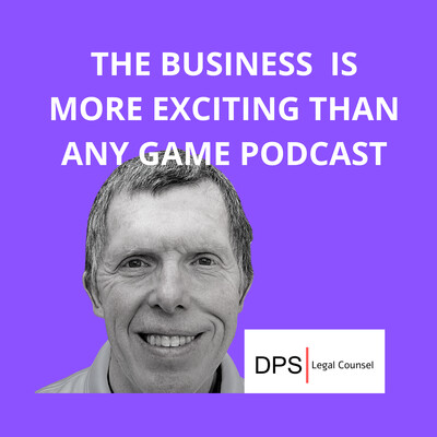 Business is More Exciting Than Any Game
