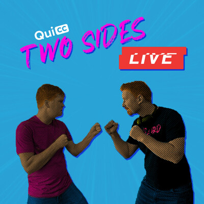 Two Sides Live by QuiCC