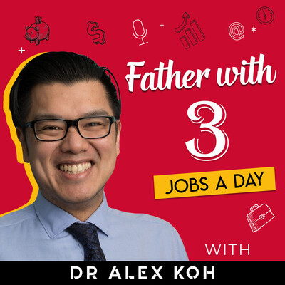 Father with 3 Jobs A Day Podcast