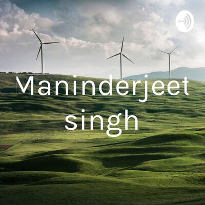 Maninderjeet singh