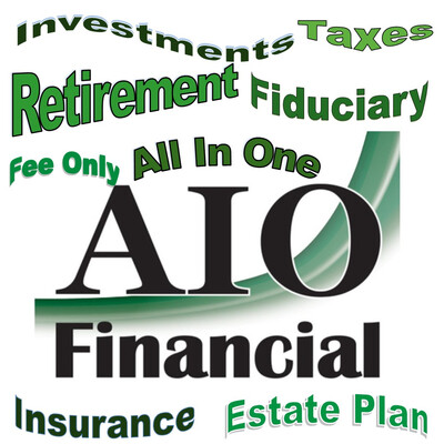 AIO Financial Podcast | Investing, Taxes, Retirement Planning, Insurance, Estate Planning