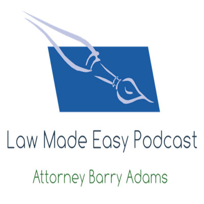 LAW MADE EASY PODCAST WEBLOG
