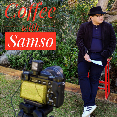 Coffee with Samso