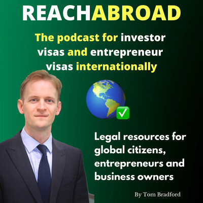 Reach Abroad with Tom Bradford
