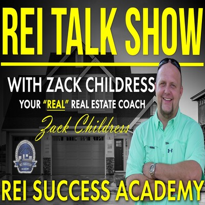 REI Talk Show with Zack Childress
