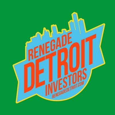 Renegade Detroit Investors Podcast