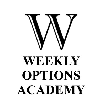 Weekly Options Academy Newsletter