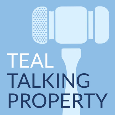 Teal Talking Property
