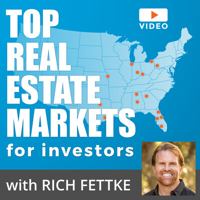 Top Real Estate Markets for Investors Video