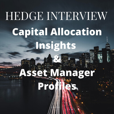 HEDGE INTERVIEW