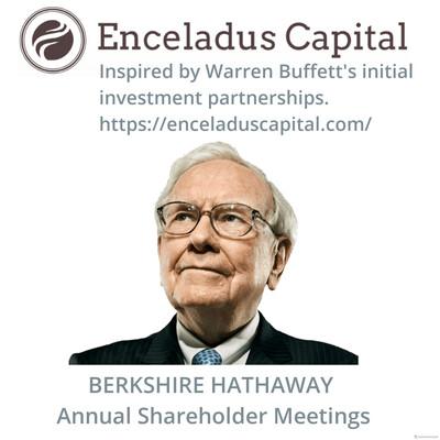 Berkshire Hathaway Annual Shareholder Meetings (since 1994)