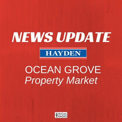 Ocean Grove Property News - 3 Minute 'Real Estate News Vignettes'