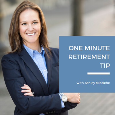One Minute Retirement Tip with Ashley