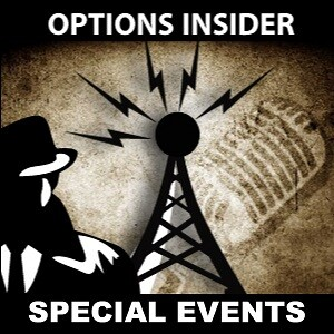 Options Insider Special Events