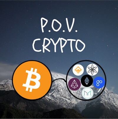 POV Crypto Podcast: Your Crypto Echo-Chamber Dies Here.