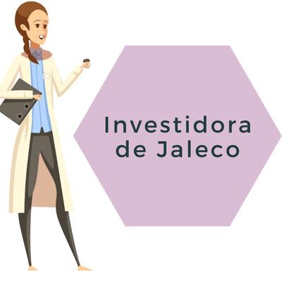 Investidora de Jaleco