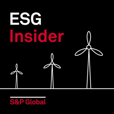 ESG Insider: A podcast from S&P Global