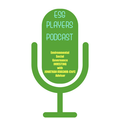 ESGPlayers Podcast with Jonathan Kvasnik