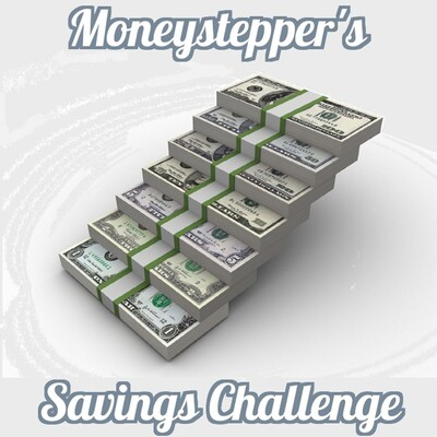Moneystepper's 2015 Savings Challenge Podcast