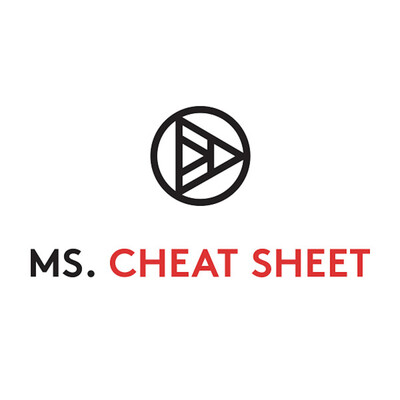 Ms. Cheat Sheet with Kathryn Cicoletti