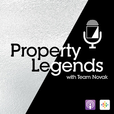 PROPERTY LEGENDS with novak properties