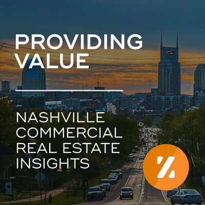 Providing Value – Nashville Commercial Real Estate Insights