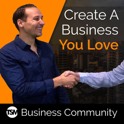 Create A Business You Love With Spencer McMurtry