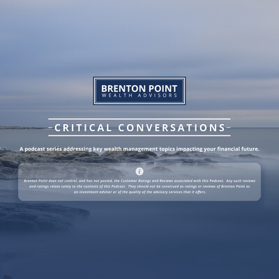 Critical Conversations - A Wealth Management Podcast