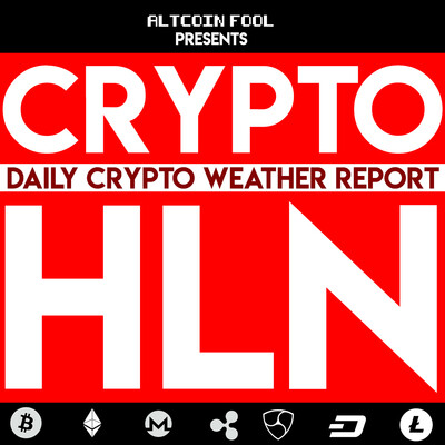 CryptoHLN   Altcoin and Cryptocurrency Headline News   Daily Weather Report of Digital Assets