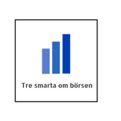 Tre smarta om börsen