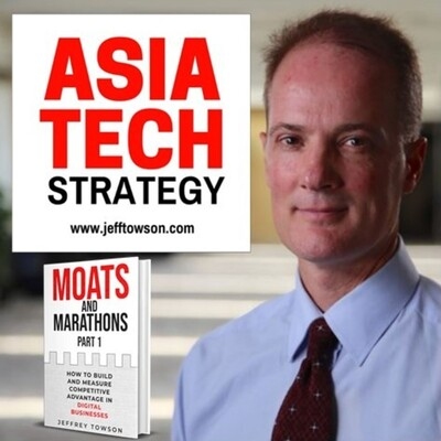 Jeff's Asia Tech Class