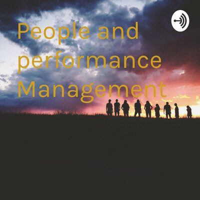 People and performance Management