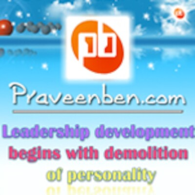 Praveenben - Leadership Development's Podcast