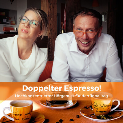 Doppelter Espresso! Führung | Kommunikation | Motivation