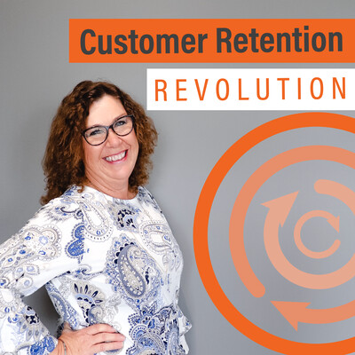 Customer Retention Revolution by Michelle Pascoe