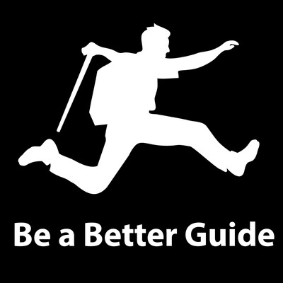 Be a Better Guide Podcast - Tourism Training, Hospitality and Travel Business Success