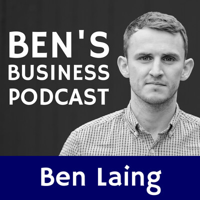 BEN'S BUSINESS PODCAST - Digital Marketing and SEO Q&A