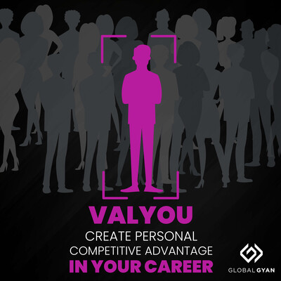 VALYOU: Create Personal Competitive Advantage in Your Career