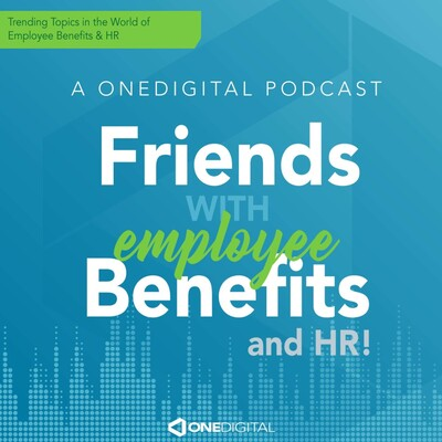 Friends with Employee Benefits & HR