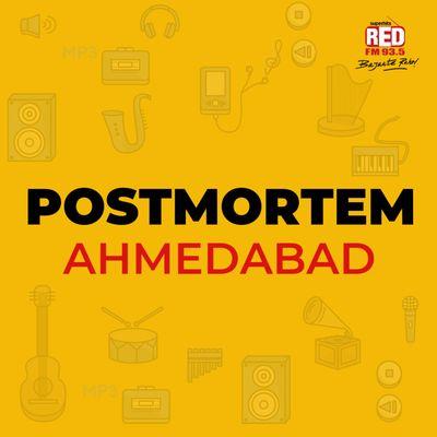 Postmortem with RJ Dhrumil
