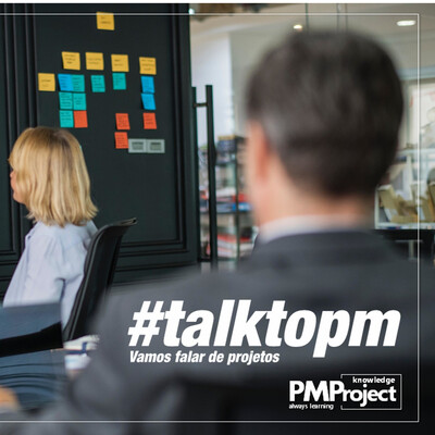 Talk to PM - Vamos falar de projetos