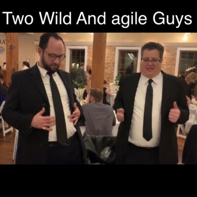 Two Wild And agile Guys