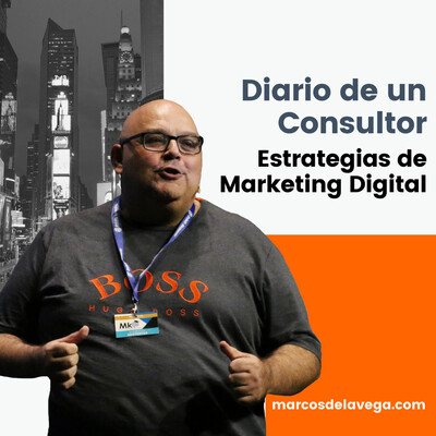 Diario de un Consultor | Estrategias de Marketing Digital by Marcos de la Vega
