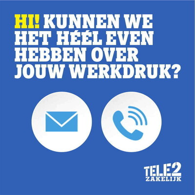 Tele2 Zakelijk & T-Mobile