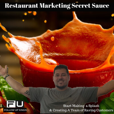 Restaurant Marketing Secret Sauce